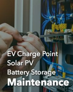 EV and Solar PV inspection