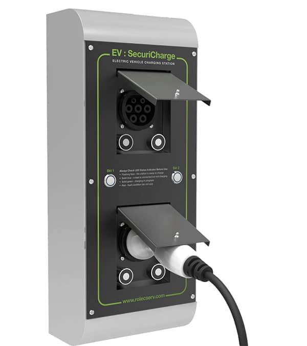 workplace charge point installer Scotland
