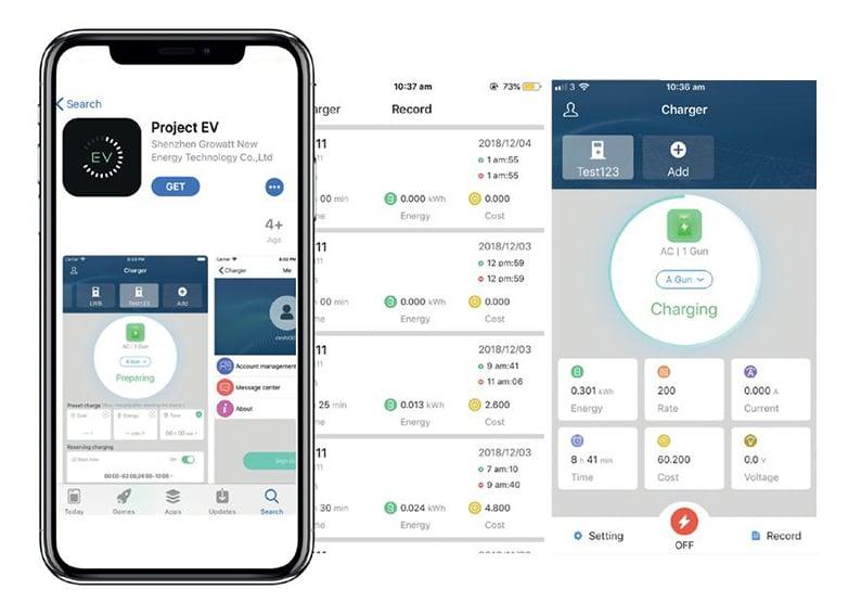 Project ev app