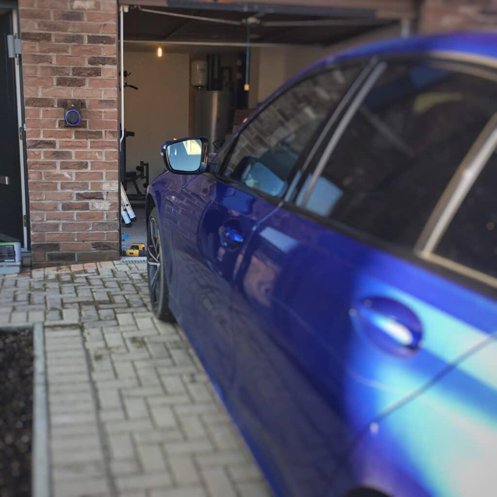 Sync EV BMW